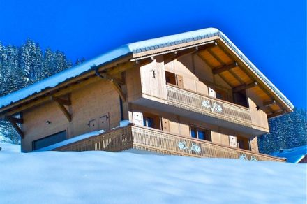 "Chalet indépendant ""Edelweiss"" - 220m² - 6 chambres - Maxit Carole"